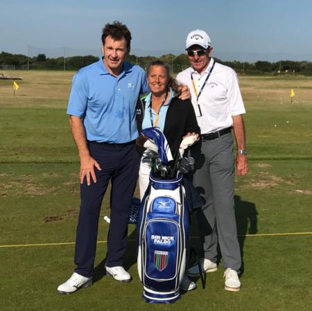 Royal birkdale golf club david leadbetter checkin picture