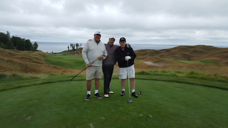 Avatar of golfer named Rick Gorosh