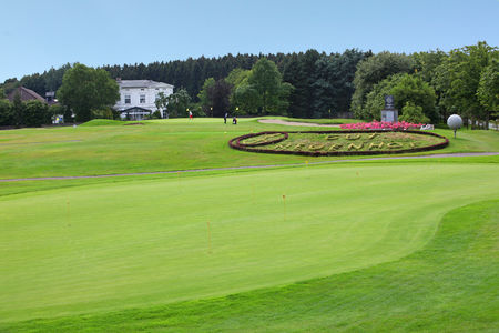 Overview of golf course named Golf Club Gut Neuenhof