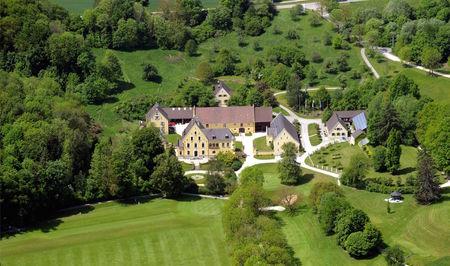 Overview of golf course named Golf-Club Schloss Klingenburg e.V.
