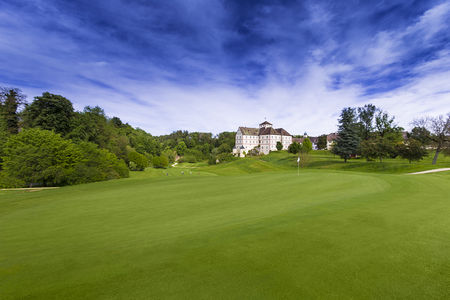 Overview of golf course named Schloss Langenstein - Der Country Club