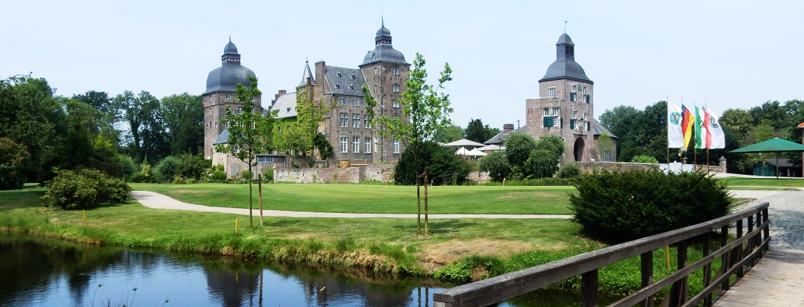 Overview of golf course named Golfclub Schloss Myllendonk
