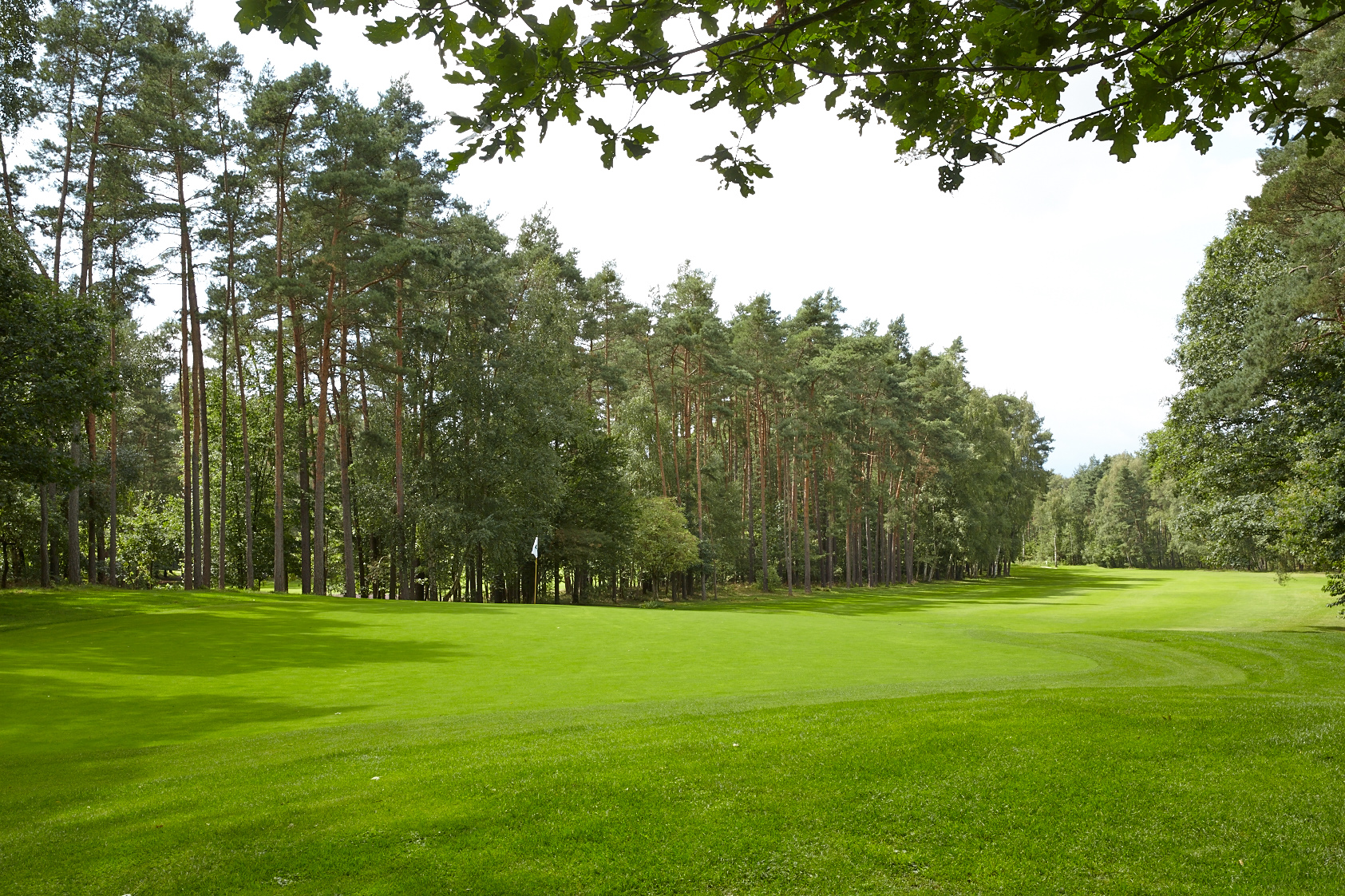 Overview of golf course named Golf Club Am Reichswald