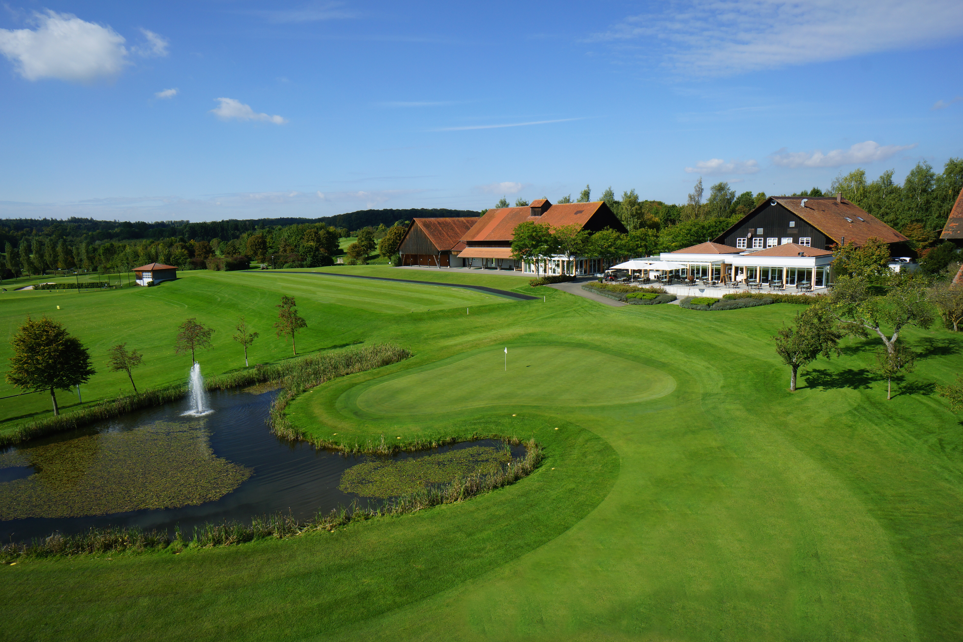 Overview of golf course named Golfclub Schonbuch e.V.