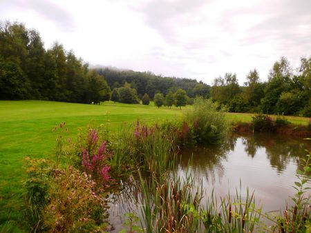 Overview of golf course named Golf Club Ulm e.V.