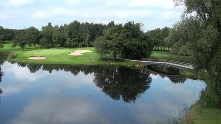 Overview of golf course named Golf-Club Hamburg Wendlohe