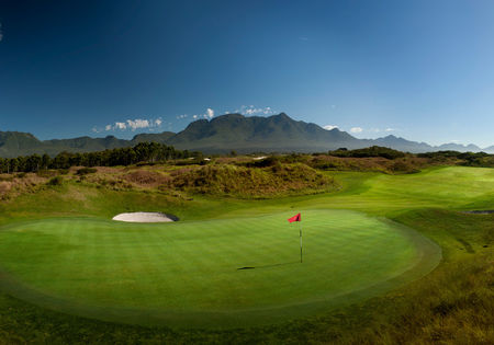 South Africa - Culture and Golf  Cover