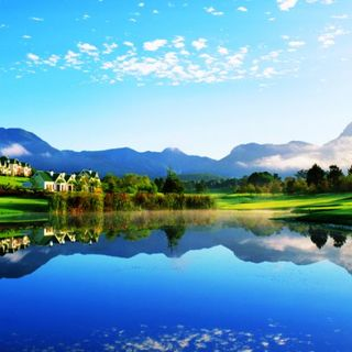 South africa culture and golf cover picture