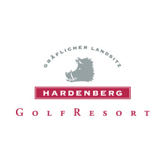 Logo of golf course named Golf Club Hardenberg