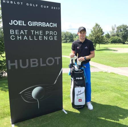 Golf sempachersee lakeside course joel girrbach checkin picture