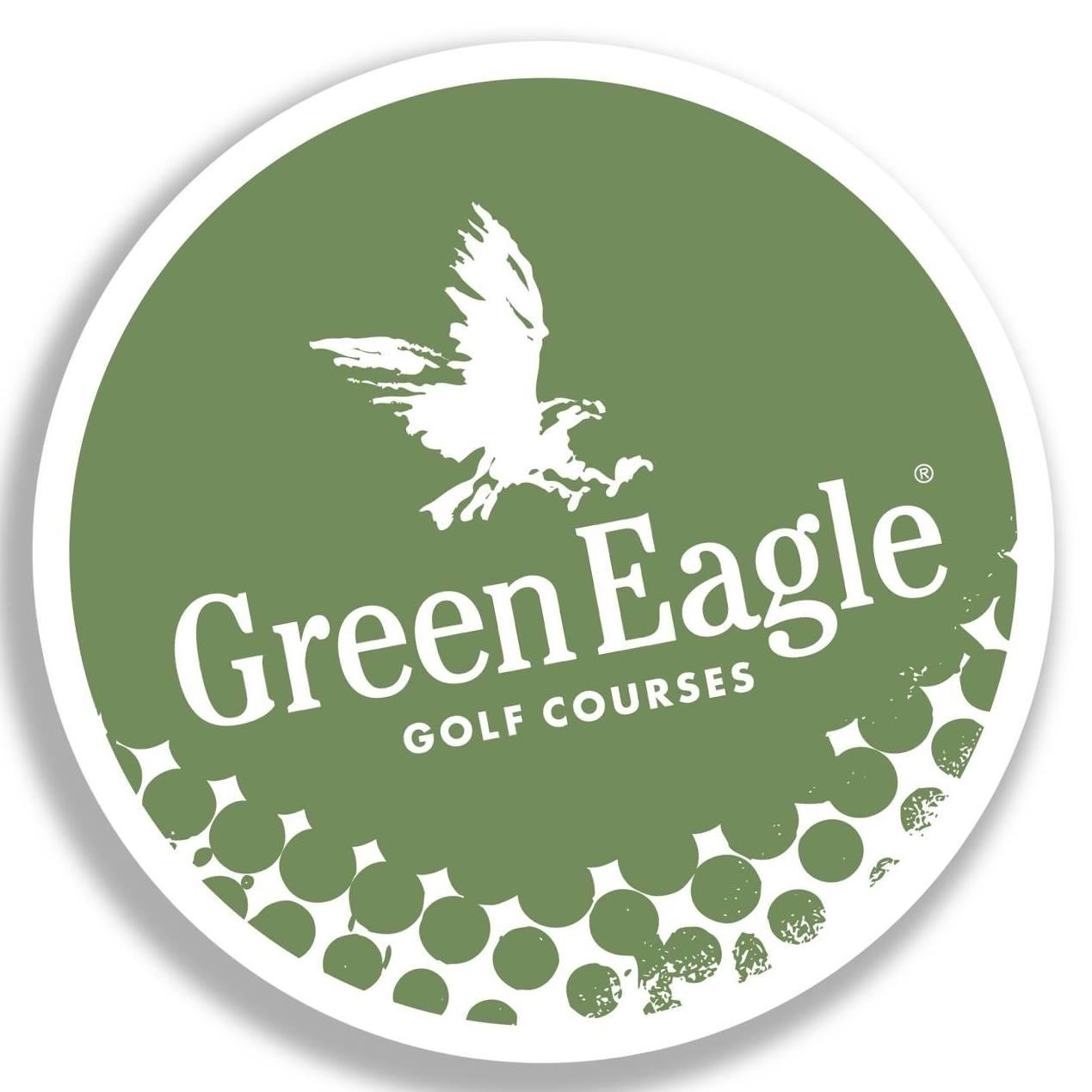 Logo of golf course named Golfanlage Green Eagle e.V.