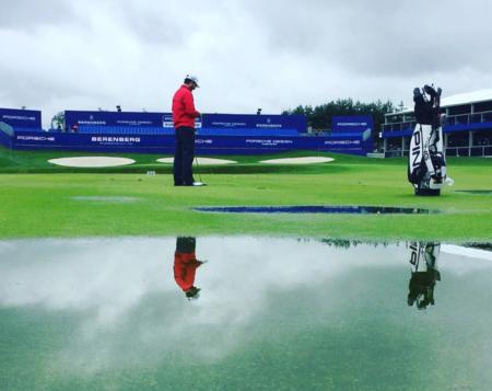 Golfanlage green eagle e v alejandro canizares checkin picture