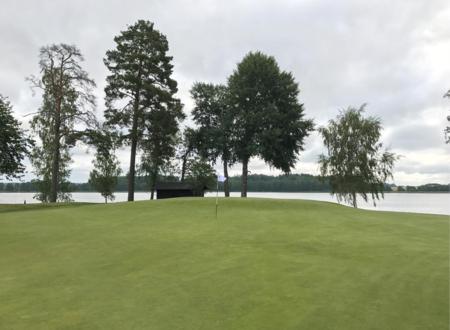 Katrineholms golfklubb joel girrbach checkin picture