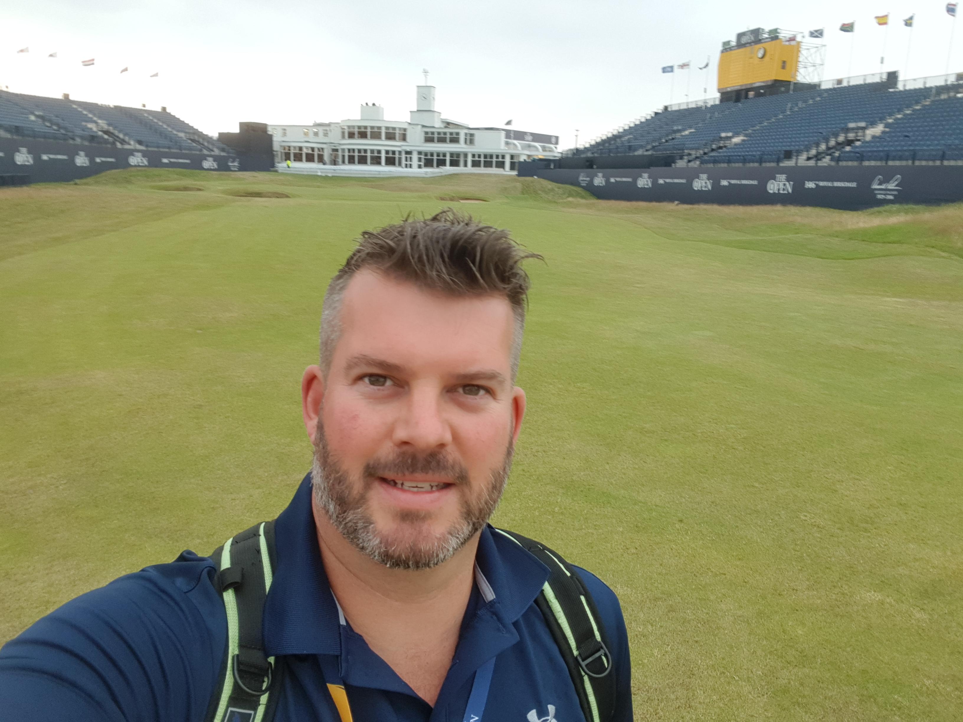 Avatar of golfer named Bobby Van Wyk