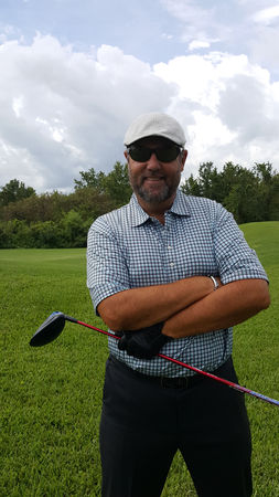 Avatar of golfer named David Theoret