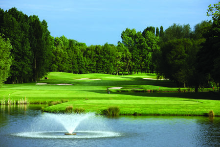 Overview of golf course named The Belfry Hotel & Resort - The Brabazon