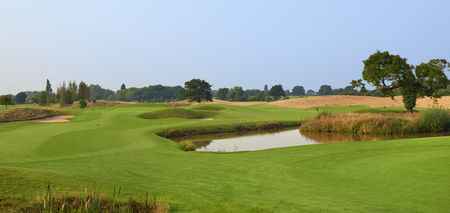 Overview of golf course named The Belfry Hotel & Resort - PGA National