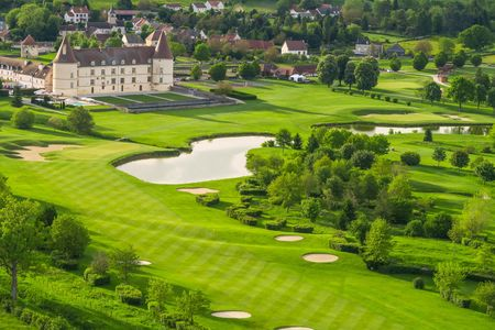 Cover of golf event named Château de Chailly Pro-Am