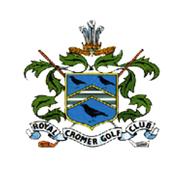 Logo of golf course named Royal Cromer Golf Club