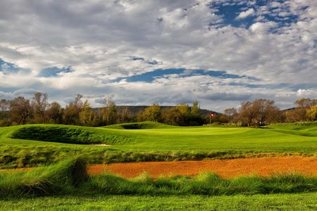 Prague city golf club cover picture