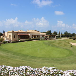 Aphrodite hills golf picture