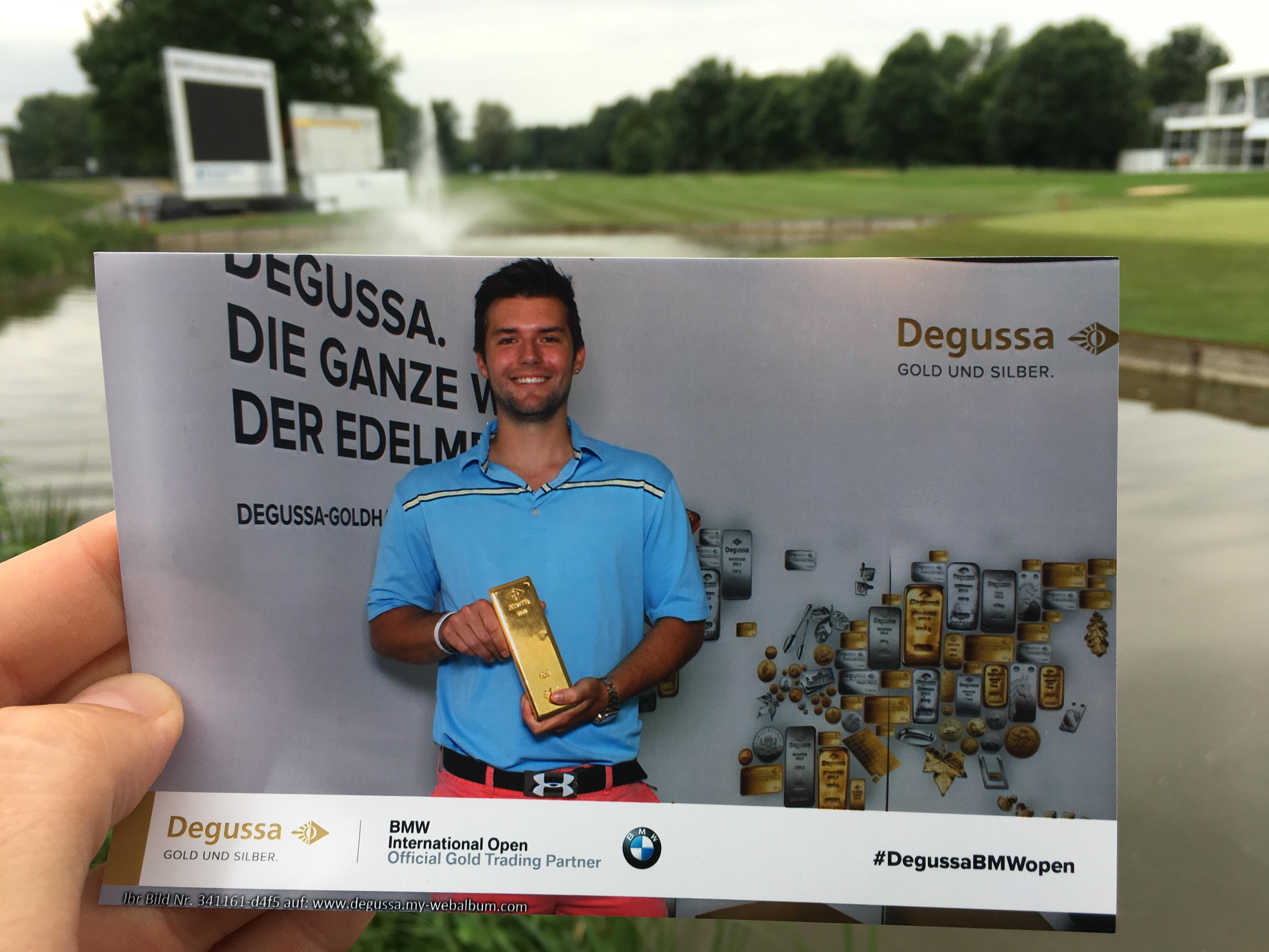 Avatar of golfer named Maximilian King