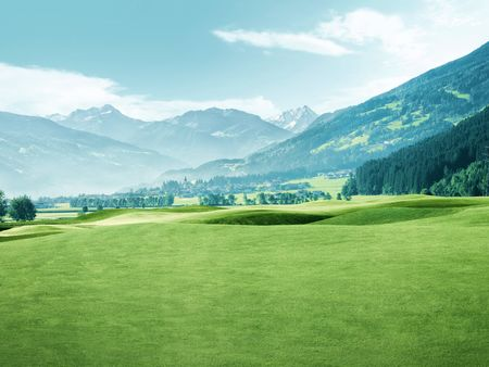 Overview of golf course named Golfclub Zillertal Uderns