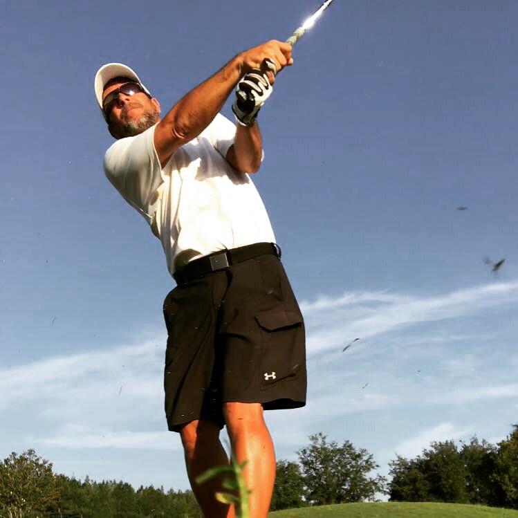 Avatar of golfer named Don Sabarese