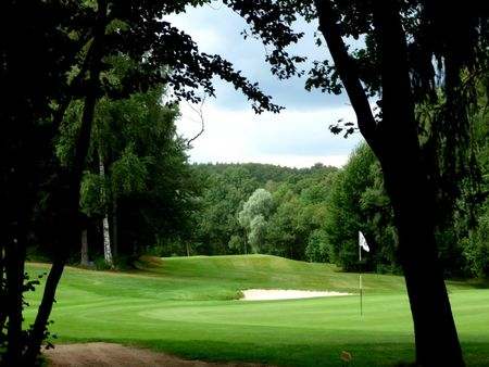 Overview of golf course named Golf Club Stromberg-Schindeldorf e.V.