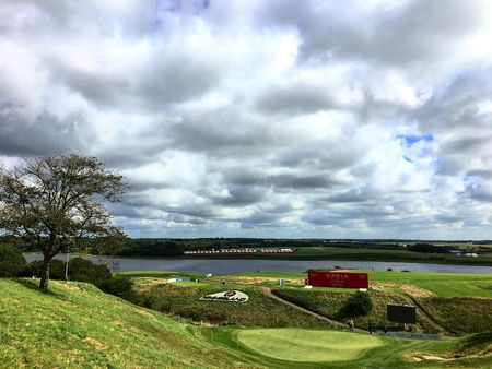 Himmerland golf and spa resort daniel im checkin picture