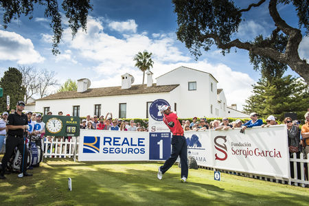 Hosting golf course for the event: Pro Am - Andalucia Valderrama Masters | Sergio Garcia Foundation