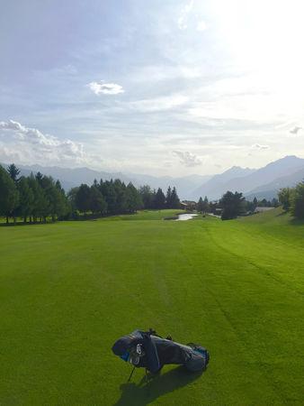 Golf club crans sur sierre nick renton checkin picture