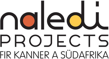 Cover of golf event named Naledi Projects Charity Golf Tournament