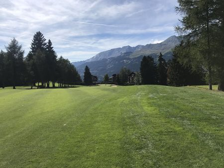 Golf club crans sur sierre ricardo melo gouveia checkin picture