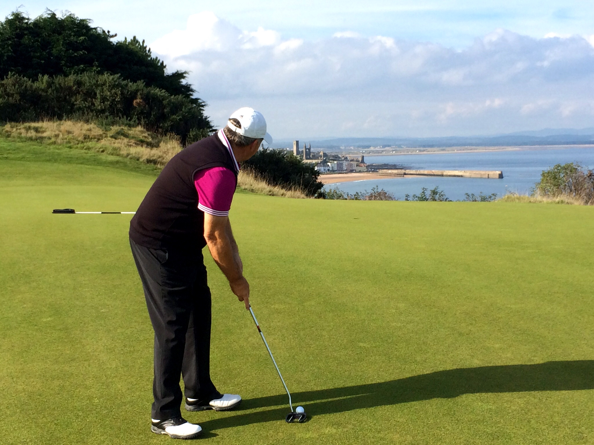 Avatar of golfer named Ruedi Francesio