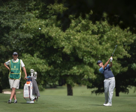 Mount wolseley golf and country club chase koepka checkin picture