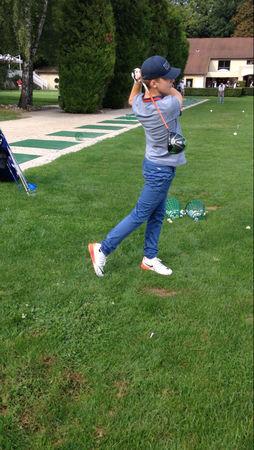 Avatar of golfer named Louis Marie Nicolaï