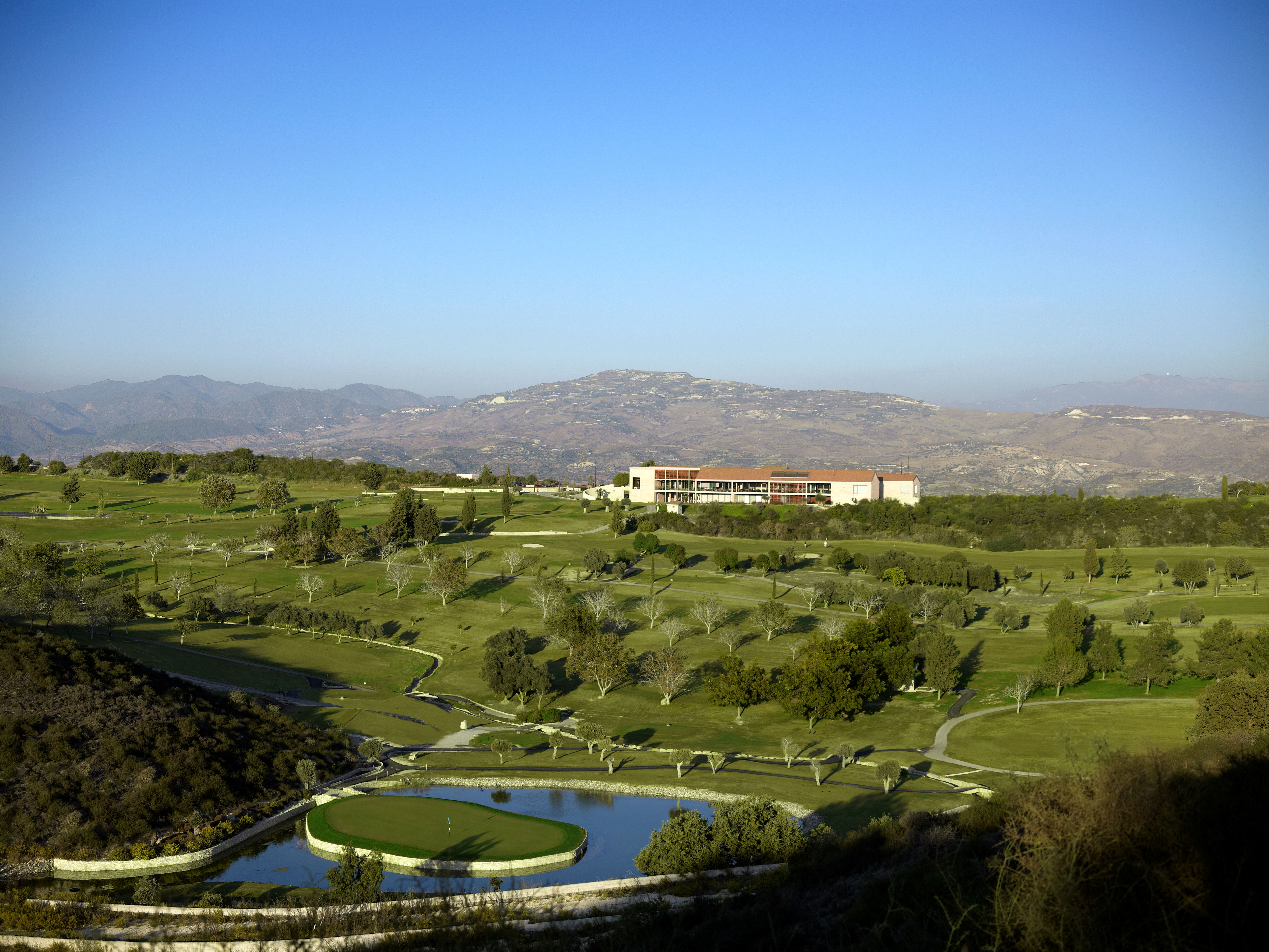 Cover of golf event named Cyprus Senior Amateur Open 2017