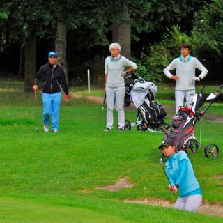 Golf lys chantilly picture