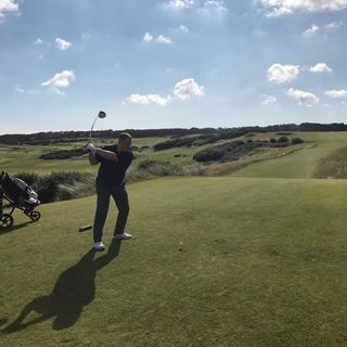 Kingsbarns golf links picture