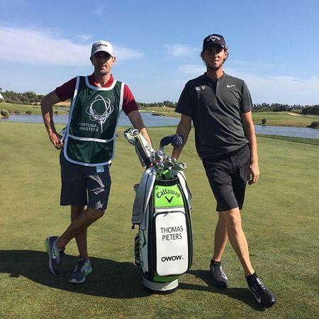 Dom pedro victoria golf course thomas pieters checkin picture