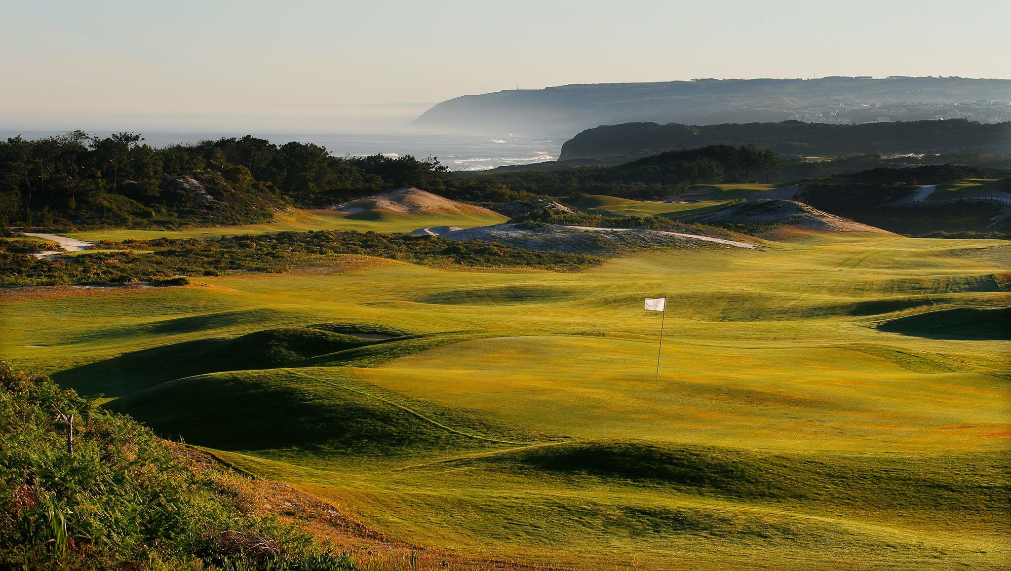 West cliffs golf links cover picture