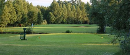 Overview of golf course named New Golf Club Neu-Ulm