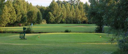 New Golf Club Neu-Ulm Cover
