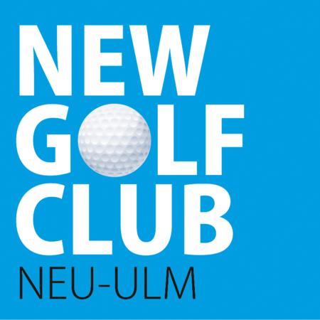 Logo of golf course named New Golf Club Neu-Ulm
