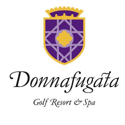 Logo of golf course named Donnafugata Golf Resort and Spa - Links Course