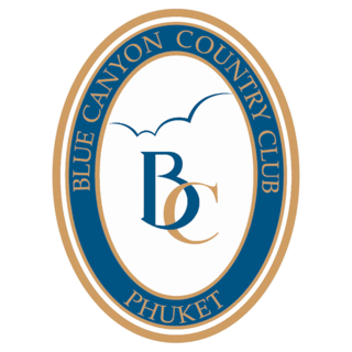 Logo of golf course named Blue Canyon Country Club - Canyon Course