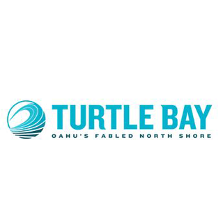 Logo of golf course named Turtle Bay Resort - Palmer Course