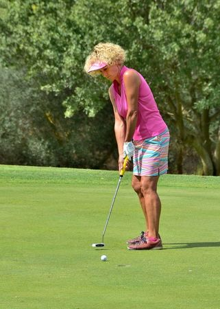 Avatar of golfer named Carol Powell