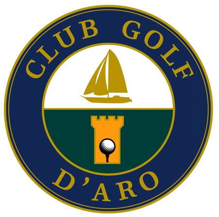 Logo of golf course named D'Aro Golf Club - Mas Nou
